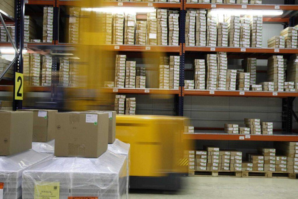 Fulfillment czyli logistyka sklepu internetowego