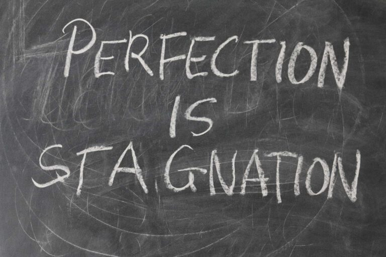 Perfekcjonizm w biznesie