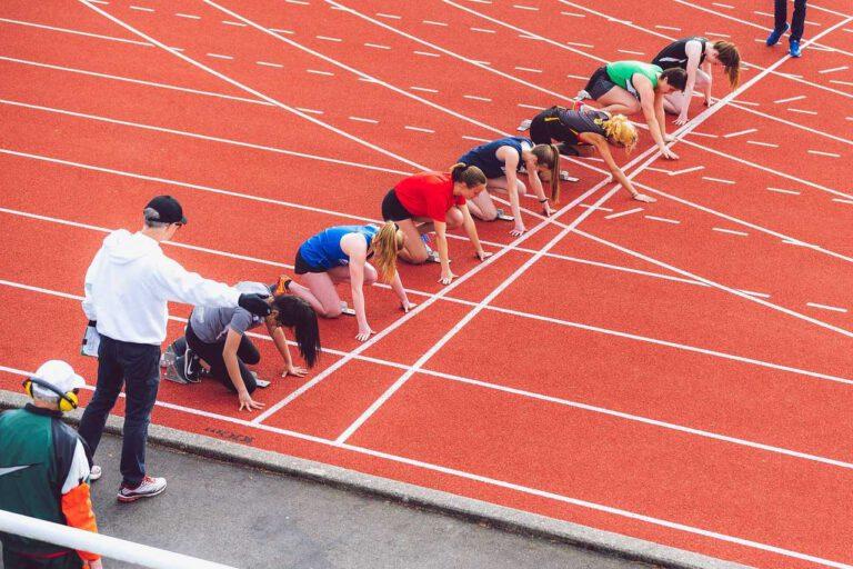 zawody biegowe
