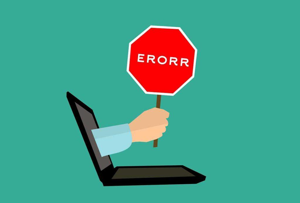 5 błędów jakie popełniają sklepy internetowe